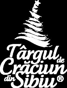 Târgul de Crăciun din Sibiu - logo white